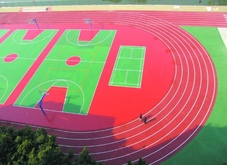 足球场跑道