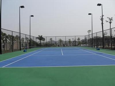万博manbetx官网入口网球场